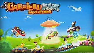 Garfield Kart Fast & Furry Walkthrough