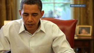 Barack Obama: Inside The White House