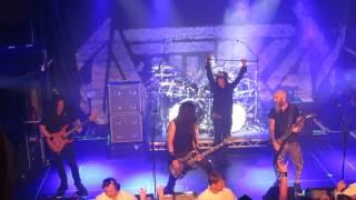 Anthrax - Jailbreak(Live Dublin 2014)