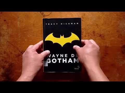 Wayne de Gotham - Tracy Hickman