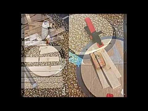 Spiegel Deko selber basteln -- Ideen für auffällige Spiegelrahmen