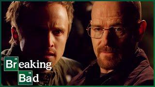 Walter White and Jesse Pinkman #BreakingBad