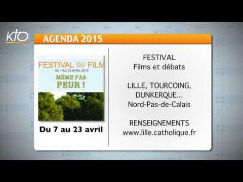 Agenda du 6 avril 2015