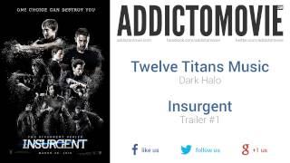 Insurgent - Trailer #1 Music #2 (Twelve Titans Music - Dark Halo)