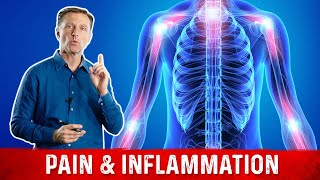 Deeper causes of pain and inflammation by Dr. Eric Berg