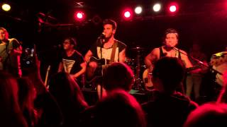 American Authors - Trouble