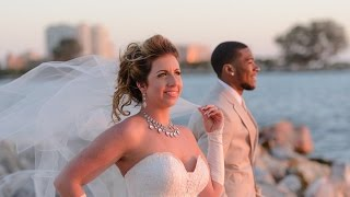 Wedding At Shephards Beach Resort, Clearwater Beach