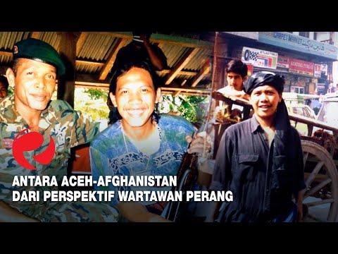 Kemenangan Taliban, Antara Aceh-Afghanistan dari Perspektif Wartawan Perang