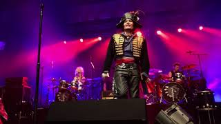 Adam Ant - Don't Be Square (Be There) (live)