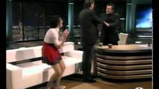 La Niña de Shrek - Antonio Banderas