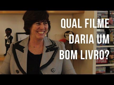 #3 Degustacine com Mariza Gualano - Qual Filme daria um bom Livro?