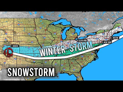 Our Next Major Winter Storm