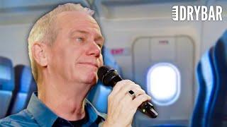 The Perfect Air Travel Companion | Dennis Regan | Dry Bar Comedy