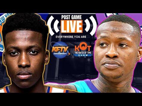 New York Knicks vs. Charlotte Hornets Post Game REPLAY: Highlights, Analysis & Caller Reactions