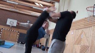 MUHAMMET vs MIKEY - HK style testfight