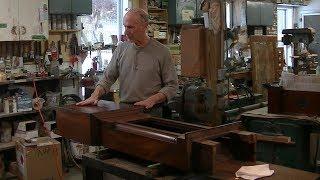 Restoring an Antique Scottish Tall Case Clock