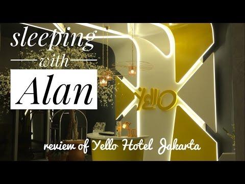 Sleeping with Alan - Yello Hotel Harmoni Jakarta