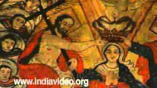 Murals- Paliyekkara Church