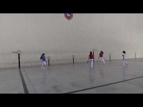 Cto Navarro Paleta Goma Femenina 2 Categoría 141120 Video 2