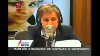 Ciro Gómez Leyva vs Carmen Aristegui (1/2)