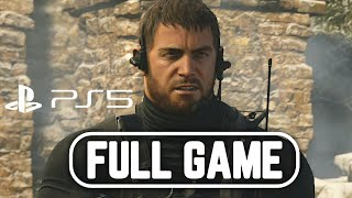 RESIDENT EVIL 8 VILLAGE PS5 Gameplay Walkthrough JOGO COMPLETO 4K 60FPS Sem comentários