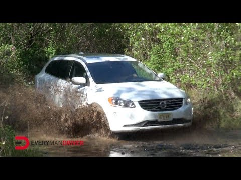 2014 Volvo XC60 T6 AWD Off-Road Test Drive
