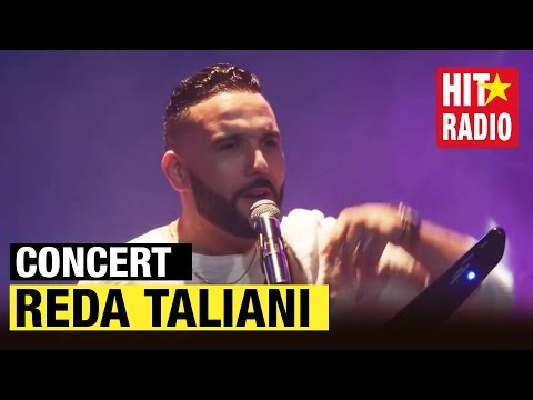 Concert de Reda Taliani avec HIT RADIO