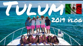 Tulum, Mexico Vlog Part 1 | Travel Guide | Where to eat and What to do in Tulum