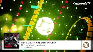 Alex M.O.R.P.H. - Prime Mover (The Remixes) (Extended Versions) (Album Teaser) OUT NOW