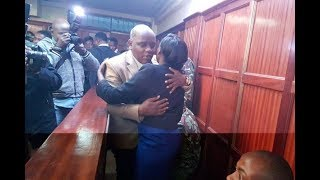 Maribe, Irungu bail hearing underway - VIDEO