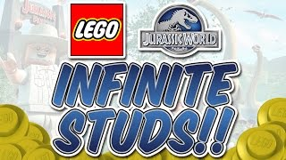 LEGO Jurassic World - Infinite Studs!!