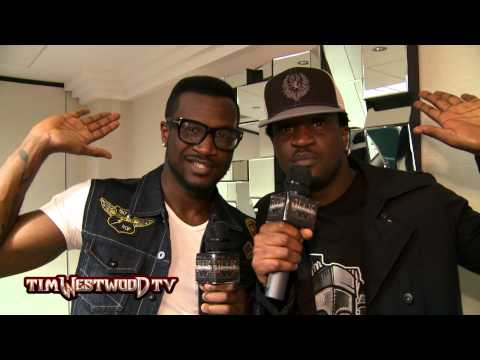 P-Square London party madness! - Westwood