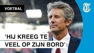 'Edwin van der Sar wil ook bonus van een miljoen pakken'
