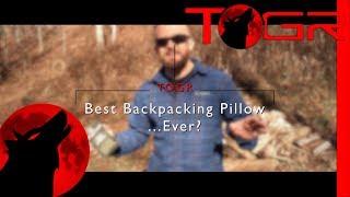 Best Backpacking Pillow Ever? - Snugpak Basecamp OPS Air Pillow