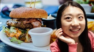 Do Chinese People Go Out For American Food?