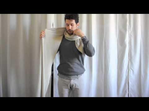 5WSTYLE 1: modi di mettere una sciarpa