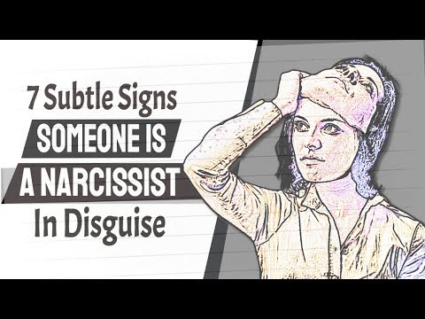 7 Subtle Signs That Someone Is Actually A Narcissist In Disguise