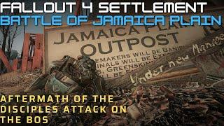 The Battle of Jamaica Plain