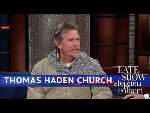 Thomas Haden Church Teaches Stephen A UFC Move
