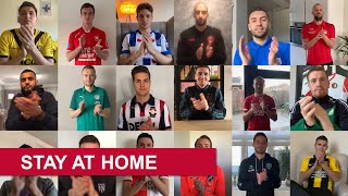 Stay At Home | Eredivisie Captains