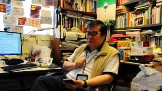 男性氣質對家庭的貢獻  訪問朱志強