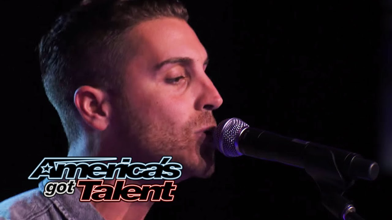 Beach Avenue: Trio Pushes it With Another Original Song - America's Got Talent 2014 thumbnail