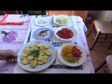 Un delizioso fricandò di verdure come ricetta per combattere lo spreco di cibo