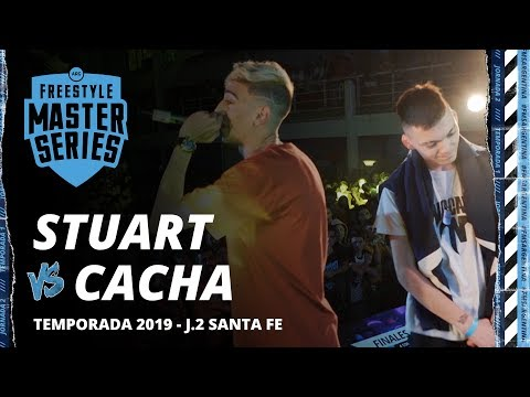 CACHA VS STUART - FMS ARGENTINA Jornada 2 OFICIAL - Temporada 2019