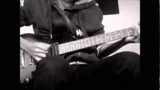 "Naruto Shippuden ED 21 ""Cascade"" By UNLIMITS Guitar Cover"