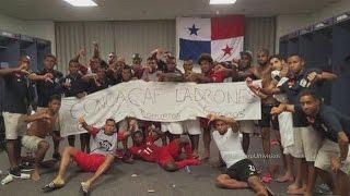 Mexicanos avergonzados por el triunfo de su país sobre Panamá en la Copa Oro