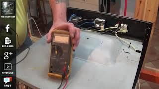 Как диагностировать неисправности духовки » Видео по ремонту бытовой техники