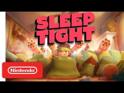 Sleep Tight Release Date Trailer – Nintendo Switch