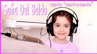Controvento - canta Sofia Del Baldo