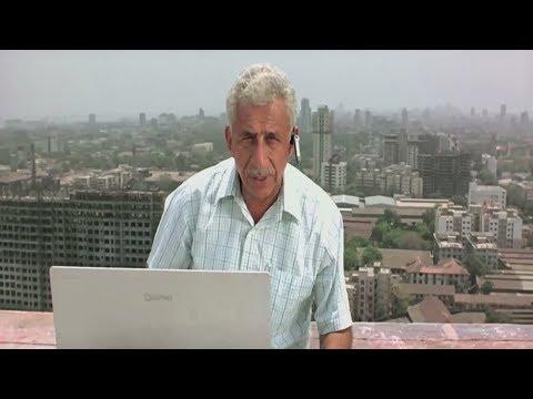 Naseerunddin shah has planted bomb in Mumbai
